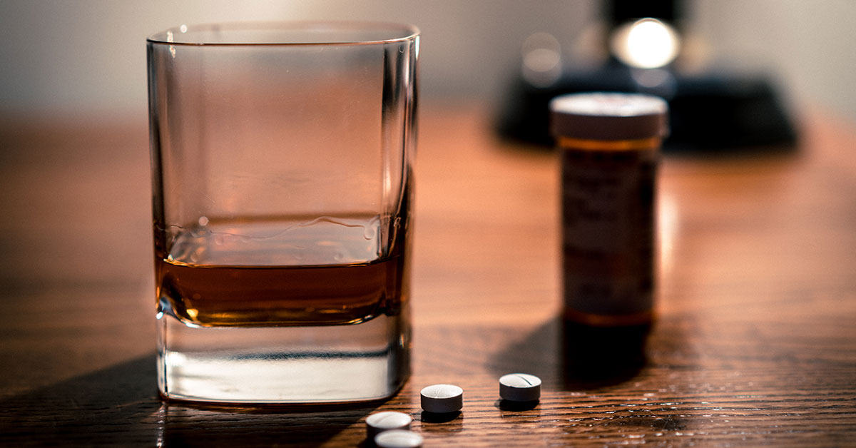 Alcohol and Opioid Abuse